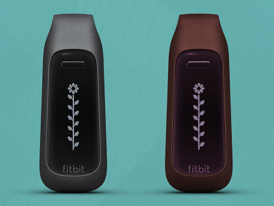 Two Fitbit One Wireless Activity and Sleep Trackers